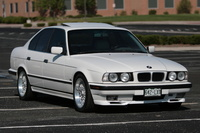 1994 BMW 5 Series 540i, 1994 BMW 540 540i picture, exterior