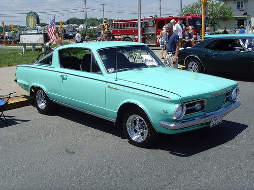 Picture of 1964 Plymouth Barracuda, exterior, gallery_worthy