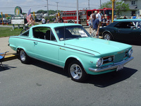 1964 Plymouth Barracuda Overview