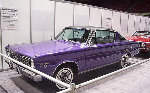 Picture of 1966 Plymouth Barracuda, exterior, gallery_worthy