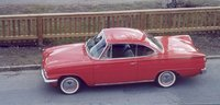 1962 Ford Capri Overview