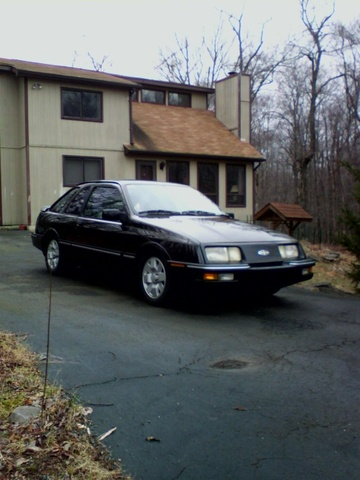Picture of 1988 Merkur XR4Ti, exterior