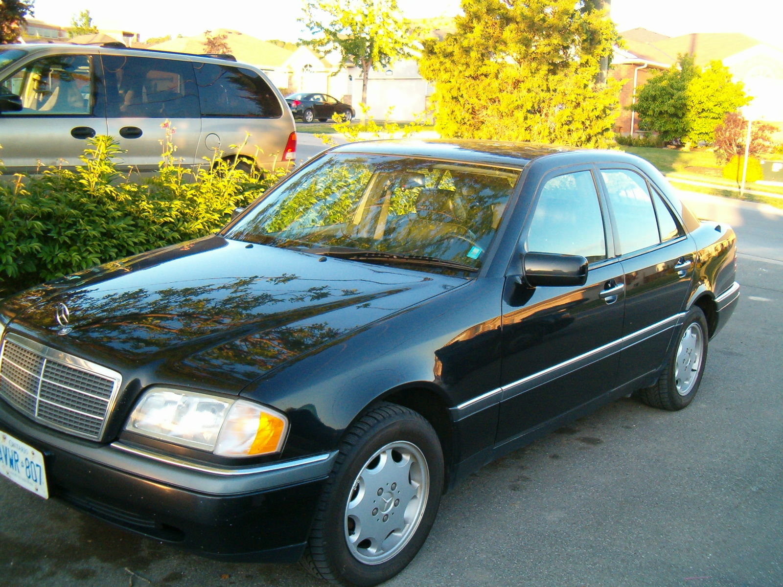 1997 Mercedes-Benz C-Class Reviews, Page 3 of 3 ...
