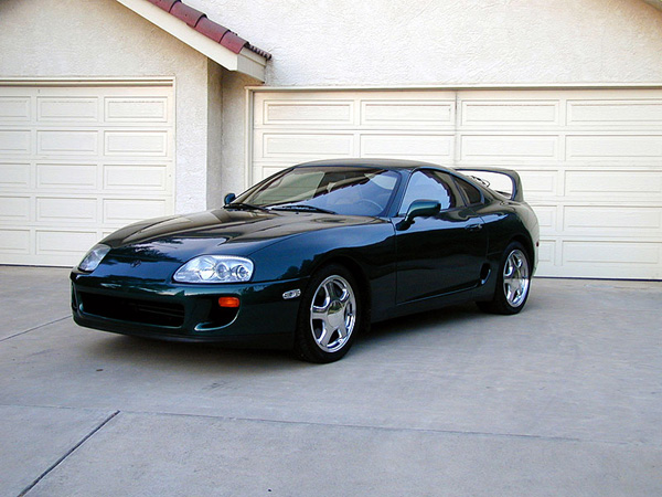 toyota supra repair manual online