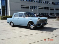 1966 FIAT 1300 Overview
