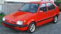 1991 Nissan Micra Overview