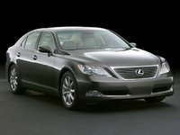 Picture of 2007 Lexus LS 460, exterior