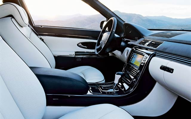 Picture of 2009 Maybach 57 S, interior, manufacturer, gallery_worthy