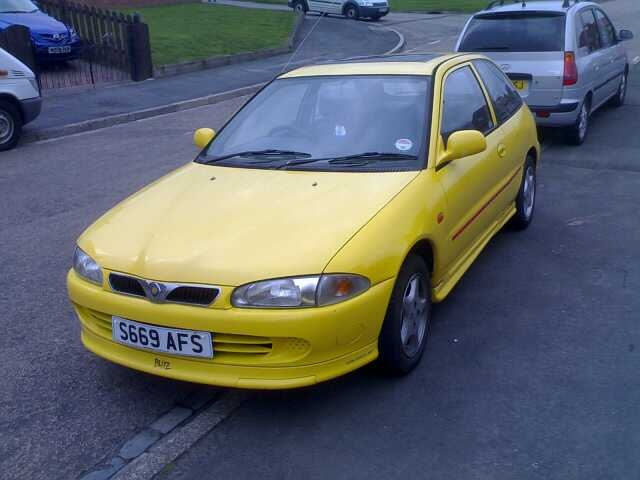 Picture of 1997 Proton Satria, exterior, gallery_worthy