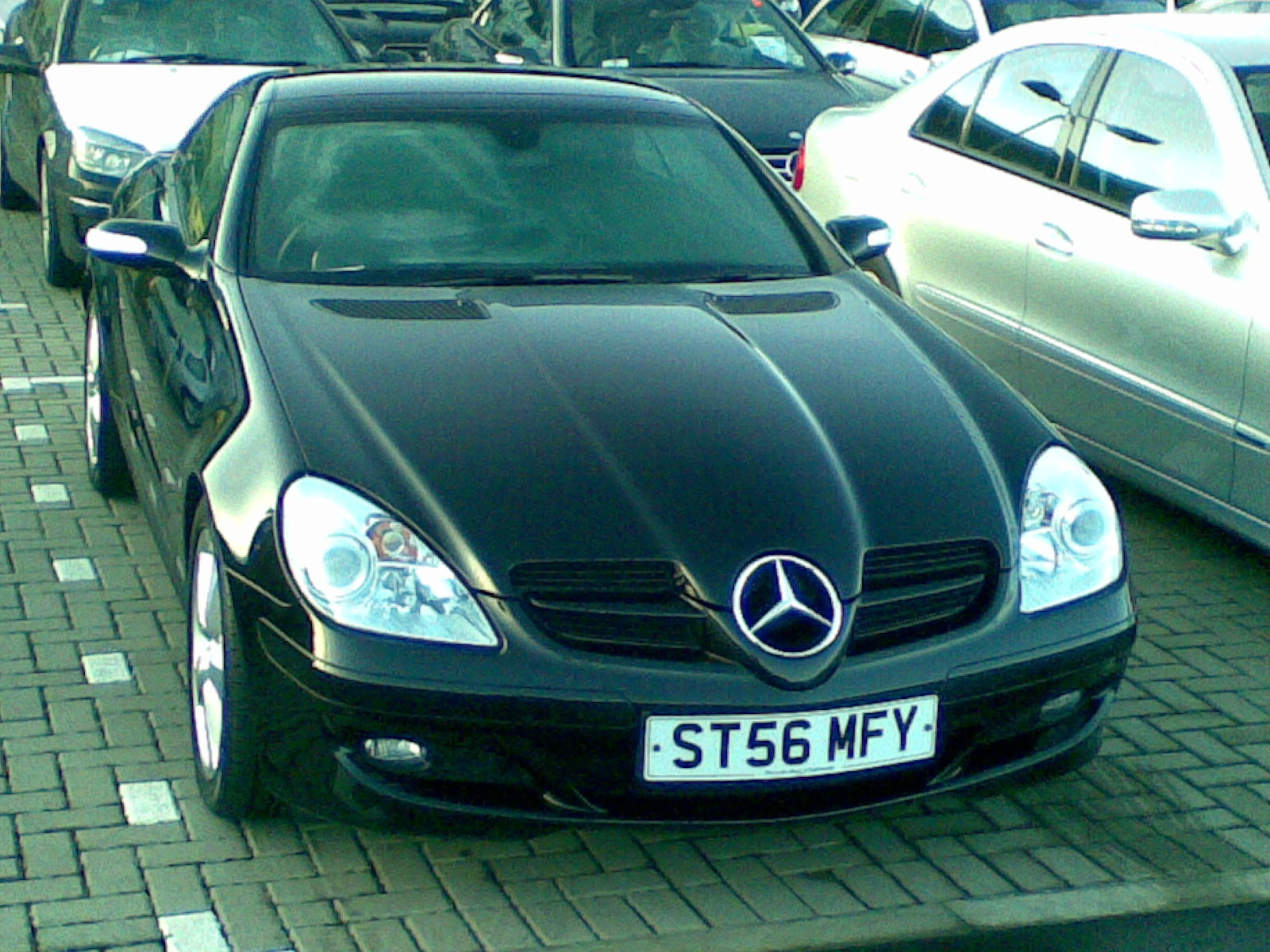 301 moved permanently for Mercedes benz slk 2006