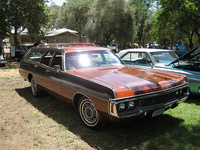 1971 Dodge Monaco Overview
