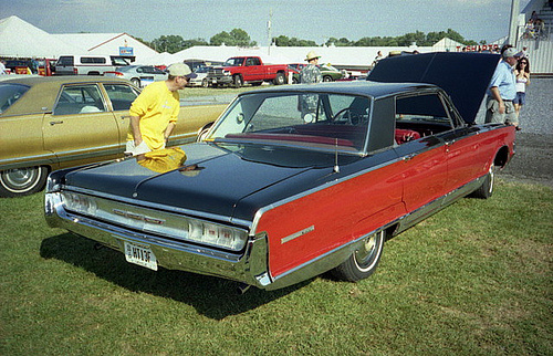 Picture of 1965 Chrysler New Yorker, exterior, gallery_worthy
