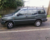 Picture of 1993 Nissan Terrano II, exterior