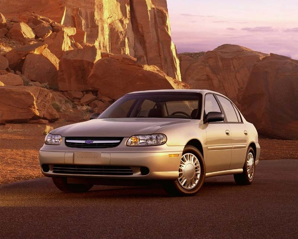 Picture of 2000 Chevrolet Malibu Base, exterior