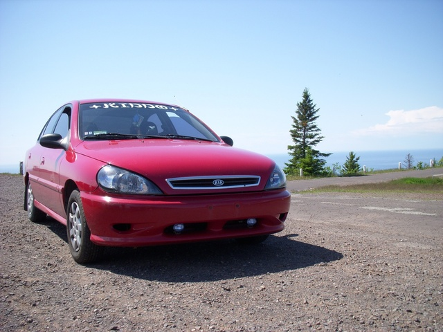 Picture of 2001 Kia Rio Base, exterior