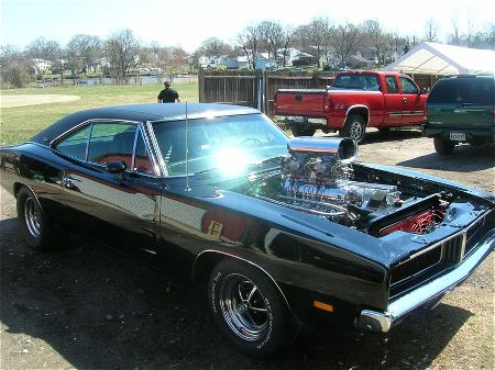 Dodge Challenger A Vendre >> Dodge Charger 1969 Supercharged