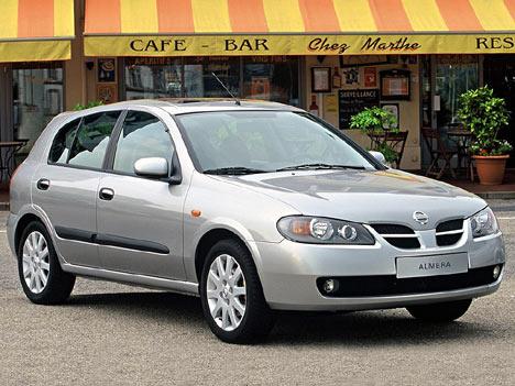 2007 Nissan Almera - Pictures - CarGurus
