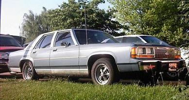 1988 Ford LTD Crown Victoria picture, exterior