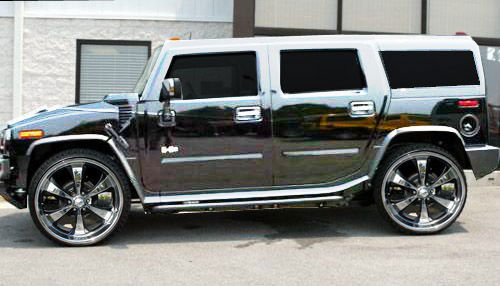 Picture of 2008 Hummer H2, exterior