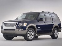 2009 Ford Explorer Picture Gallery
