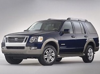 2009 Ford Explorer XLT V8 AWD picture, exterior