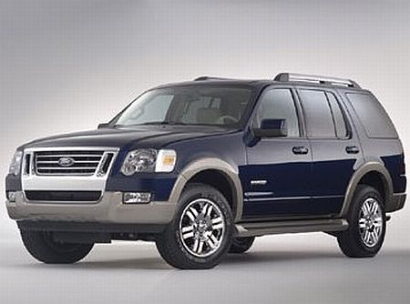 2009 Ford Explorer XLT V8 AWD picture