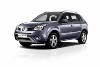 2009 Renault Koleos Overview