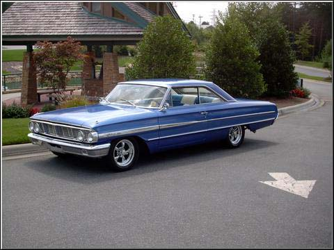 Windsheild 64 Ford Galaxie