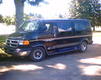 Picture of 1998 Dodge Ram Van, exterior