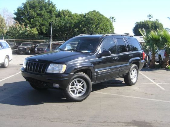 Picture of 2000 Jeep Grand Cherokee Limited 4WD, exterior