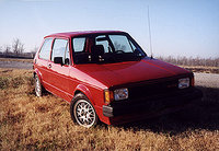 1975 Volkswagen Rabbit Picture Gallery