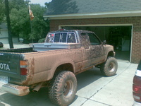 Picture of 1994 Toyota Pickup 2 Dr DX 4WD Extended Cab SB, exterior