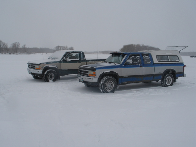 Picture of 1993 Dodge Dakota 2 Dr LE 4WD Extended Cab SB