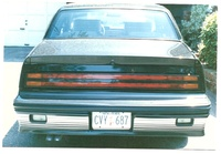1987 Buick Somerset Overview