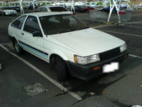 Picture of 1984 Toyota Sprinter, exterior, gallery_worthy