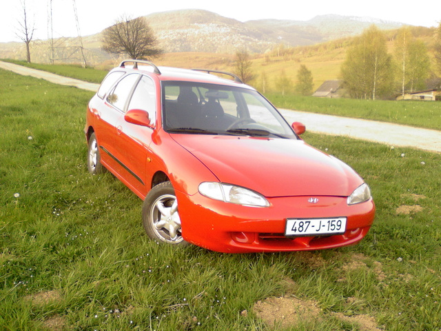 Picture of 1997 Hyundai Elantra 4 Dr GLS Wagon