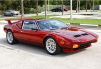 1973 De Tomaso Pantera Overview