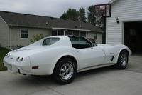 1976 Chevrolet Corvette Coupe picture, exterior