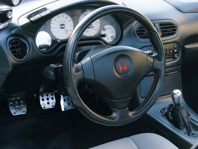 1996 Honda Civic Del Sol Interior Pictures Cargurus