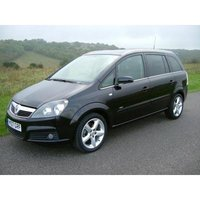 Picture of 2007 Vauxhall Zafira, exterior
