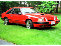 Picture of 1985 Ford Mustang SVO, exterior