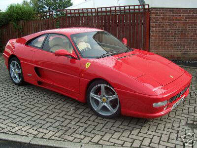 1994 Ferrari F355 Overview Cargurus