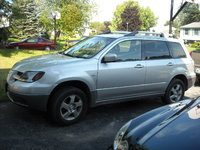 Picture of 2003 Mitsubishi Outlander, exterior