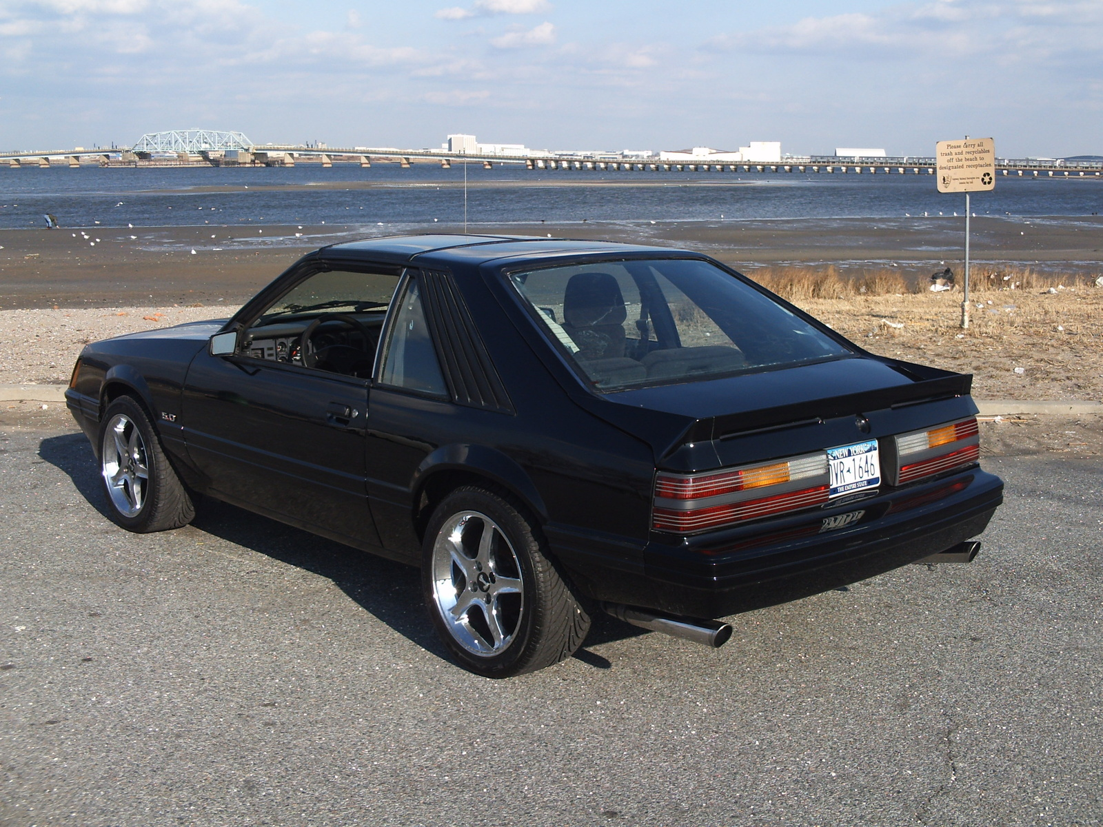 Picture of 1984 ford mustang gt350 exterior - 1984 Ford Mustang Gt350 Image