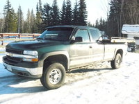 Picture of 2001 Chevrolet Silverado 2500HD Base Extended Cab LB 4WD, exterior