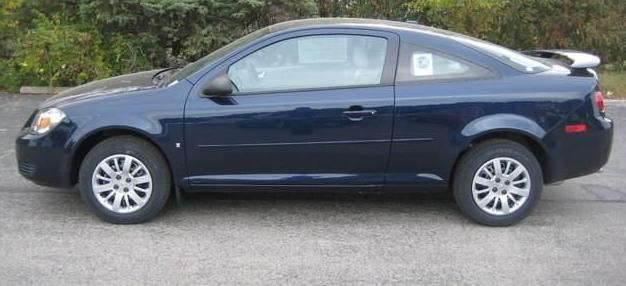 Picture of 2009 Chevrolet Cobalt LS Coupe FWD