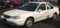 1998 Mercury Mystique 4 Dr GS Sedan picture, exterior