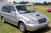 Picture of 2003 Kia Sedona, exterior