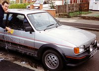 Picture of 1987 Ford Fiesta, exterior