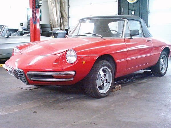 1969 Alfa Romeo Spider Pictures C10520 on 1997 alfa romeo spider veloce